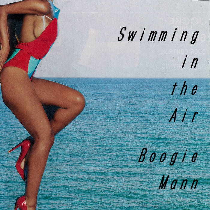 Swimming In The Air cover art