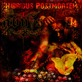 HIBRIDUS POSTMORTEM cover art