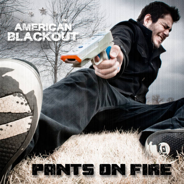 Pants on Fire cover art
