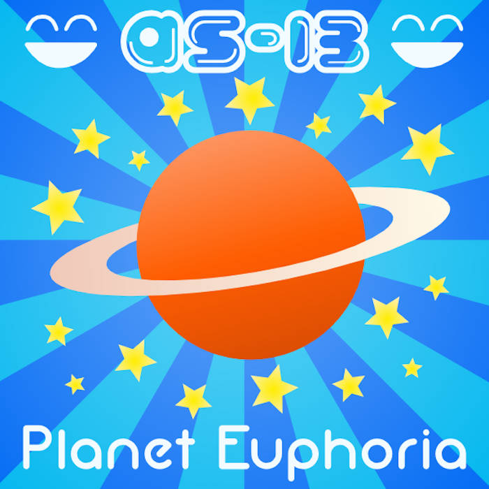Planet Euphoria cover art