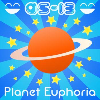 Planet Euphoria cover art