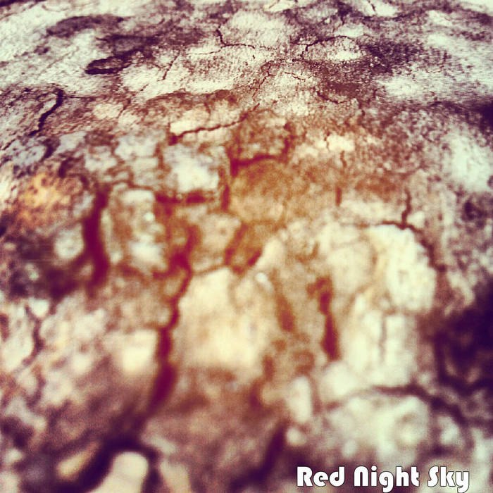 Red Night Sky EP cover art