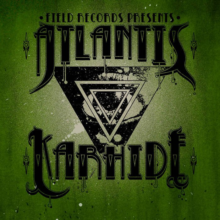 Atlantis/Karhide Split Single cover art