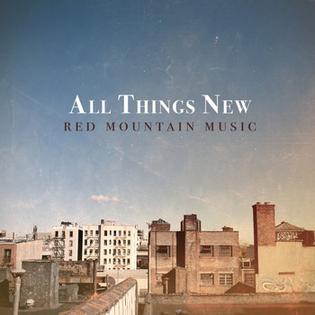 All Things New cover art