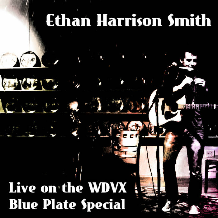 Live on the WDVX Blue Plate Special cover art