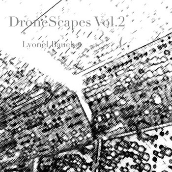DroneScapes Vol. 2 cover art