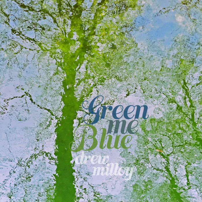 Green Me Blue cover art
