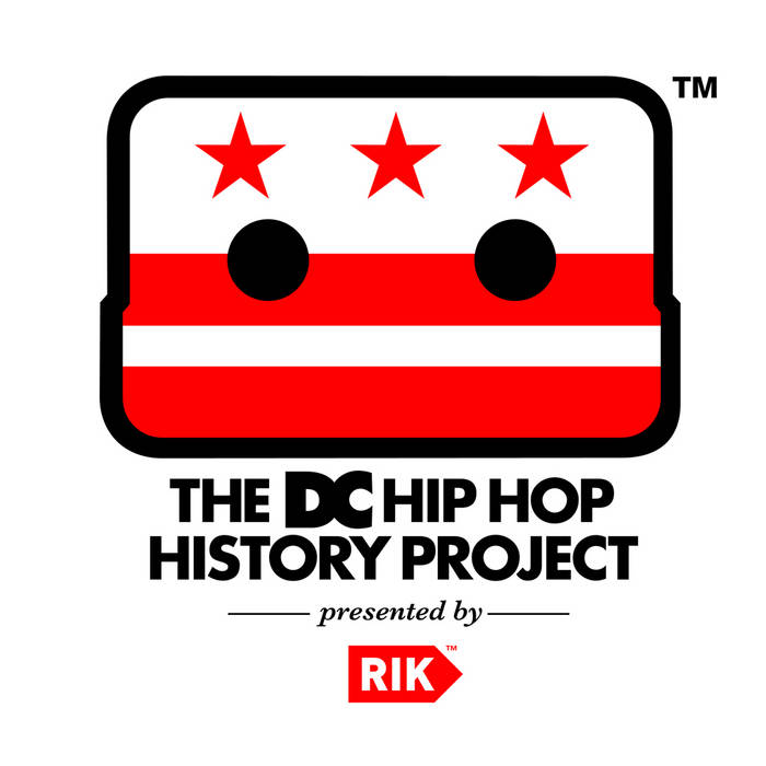 The DC Hip Hop History Project cover art