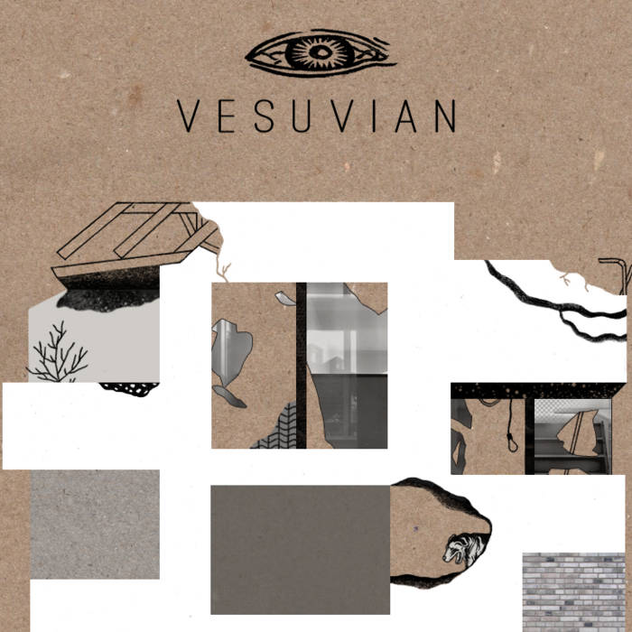 Vesuvian / Amateur Cartography (Split) cover art