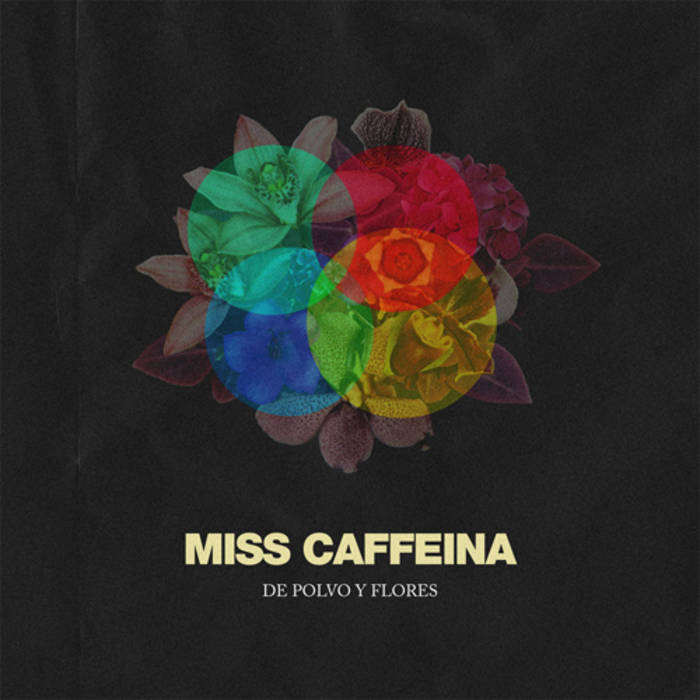 De Polvo y Flores cover art