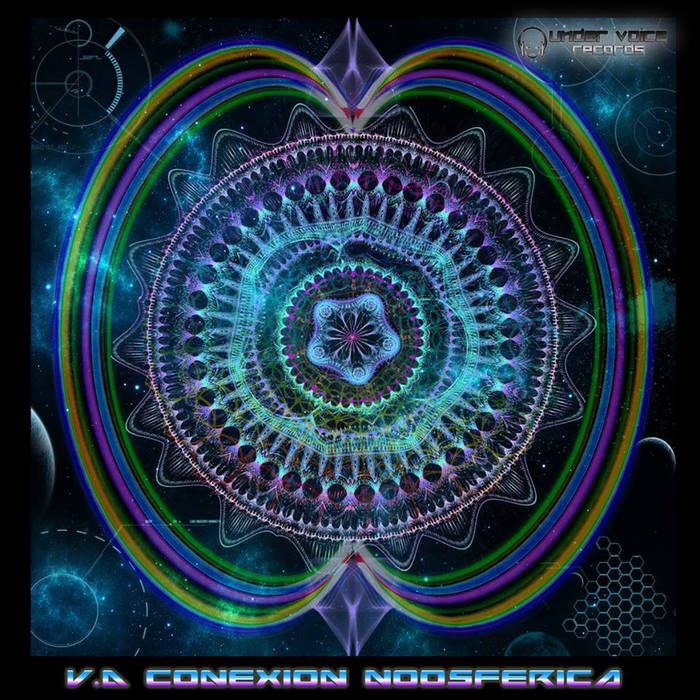 VA Conexion Noosferica Compiled by Khronnos cover art