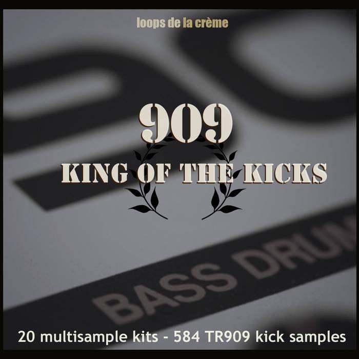 909 KING OF THE KICKS cover art