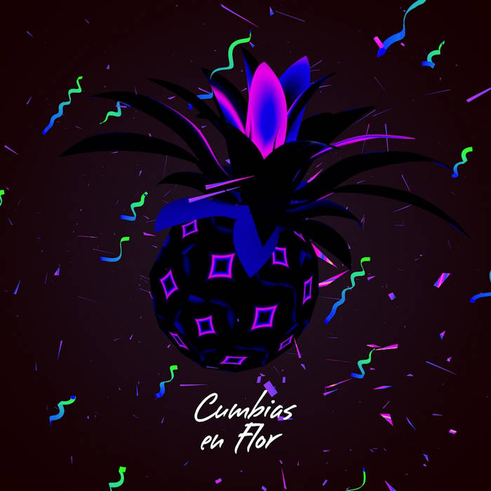 Va - Cumbias en flor (Cassette Blog 2do Aniversario) cover art