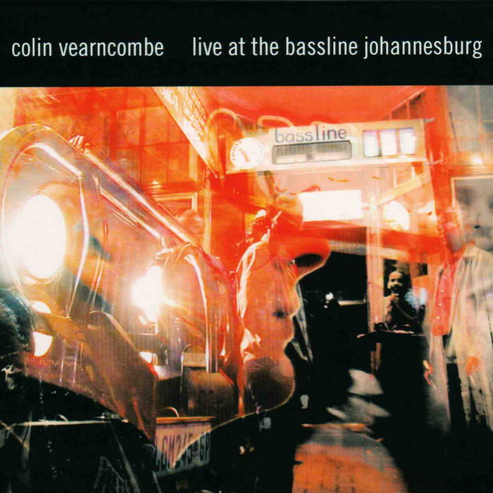 Live at the Bassline, Johannesburg cover art