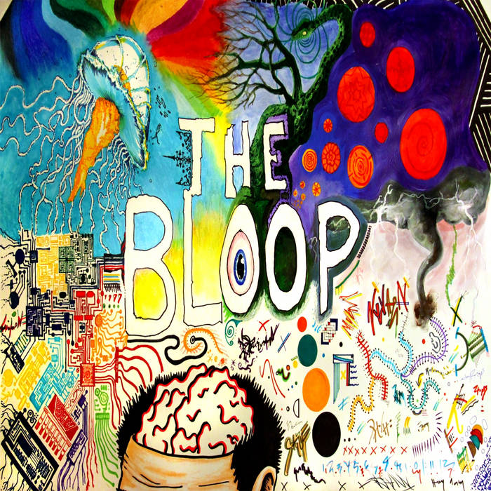 The Bloop cover art