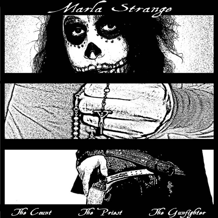 The Count   The Priest   The Gunfighter cover art