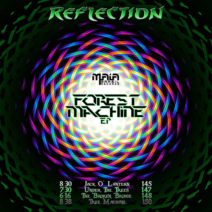 Forest Machine cover art