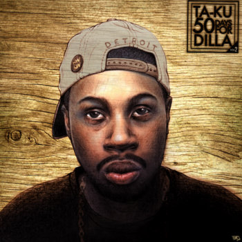 50 Days For Dilla (Vol. 2) cover art