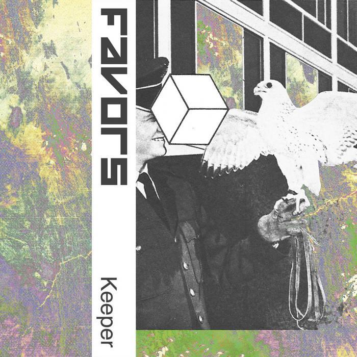 Keeper cover art