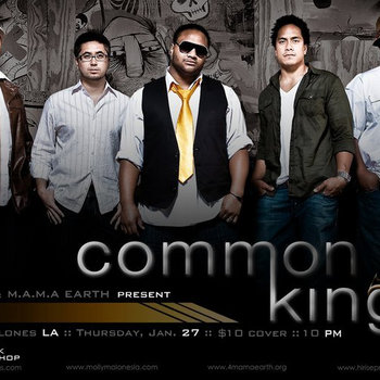 Alcoholic - Common Kings (Cover) cover art