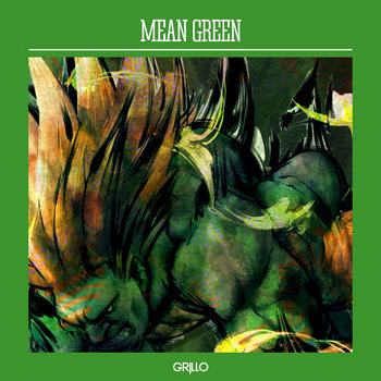 Mean Green cover art