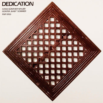 Dedication cover art