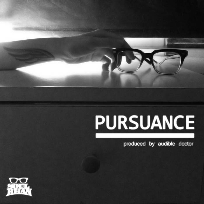 Pursuance EP cover art