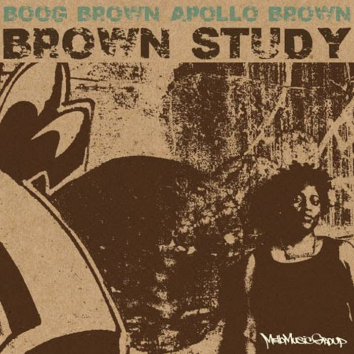 Brown Study cover art