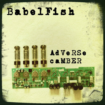 AdVeRSe caMBER cover art