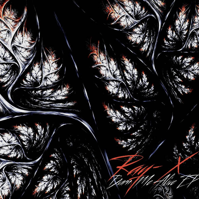 Burn Me Alive EP cover art
