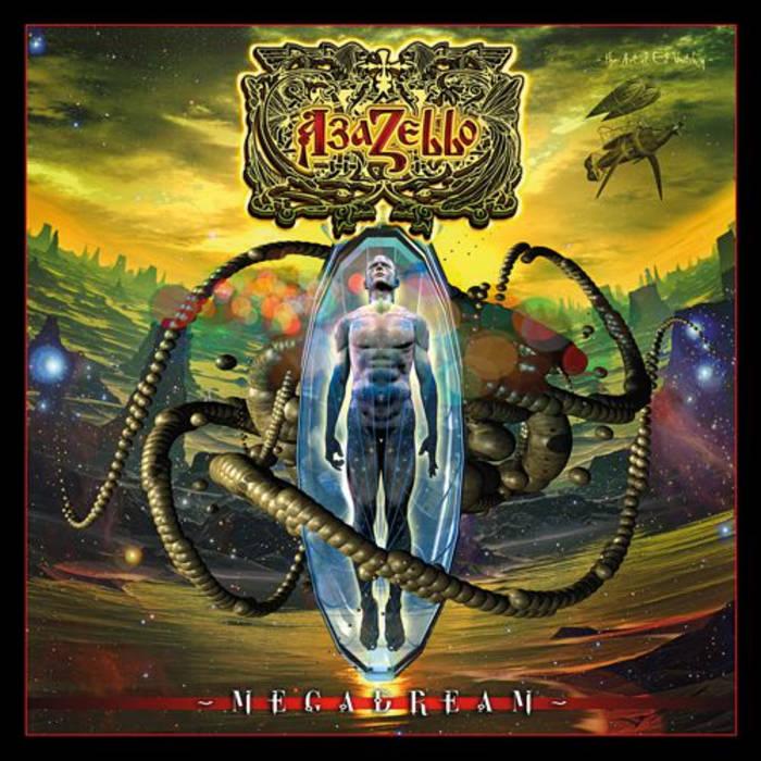 MegaDream cover art