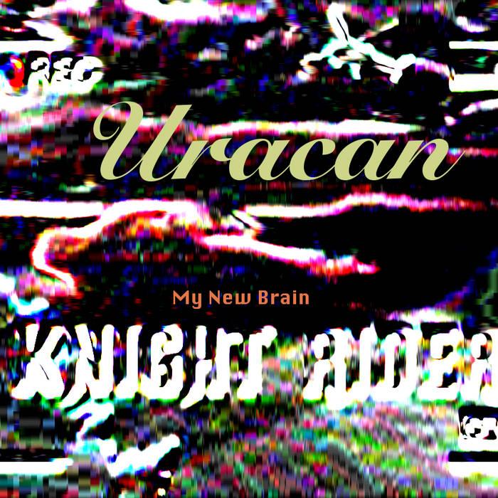NEW BRAIN cover art