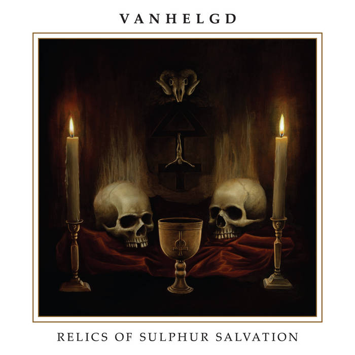 Relics Of Sulphur Salvation cover art