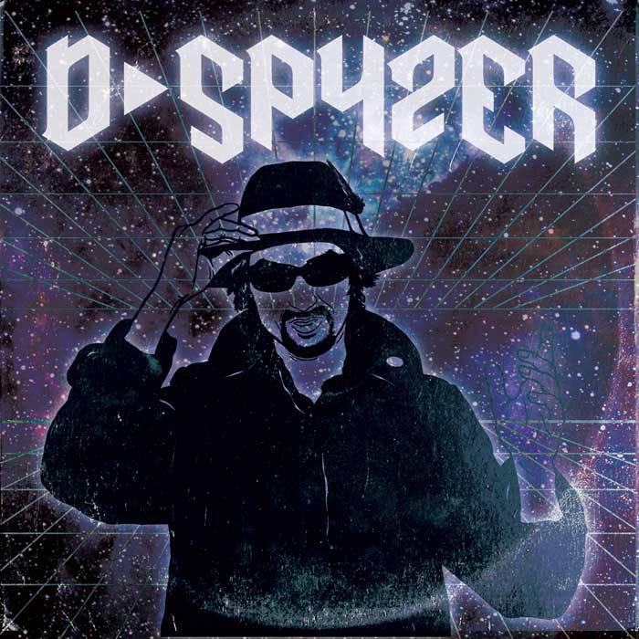 D·SPYZER cover art