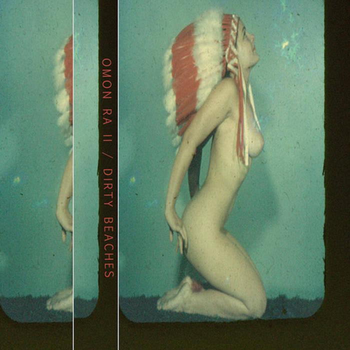 Omon Ra II Split Tape cover art