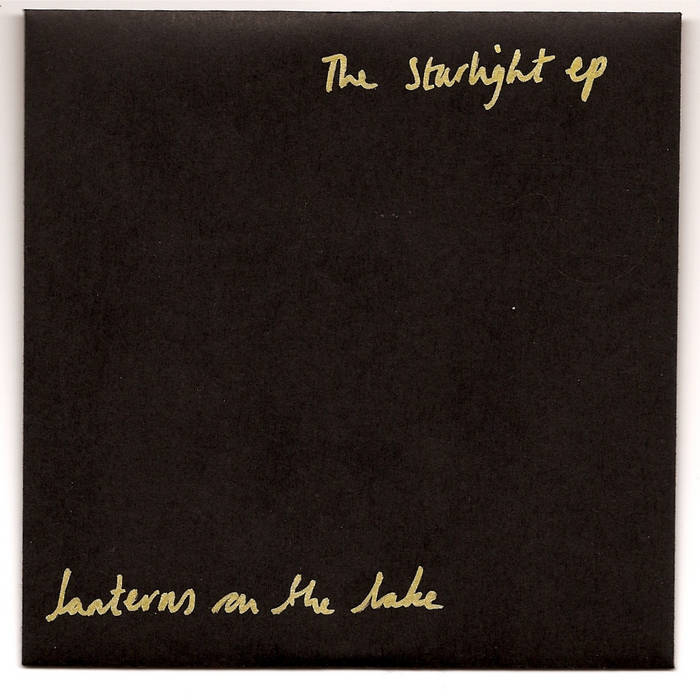 The Starlight EP cover art