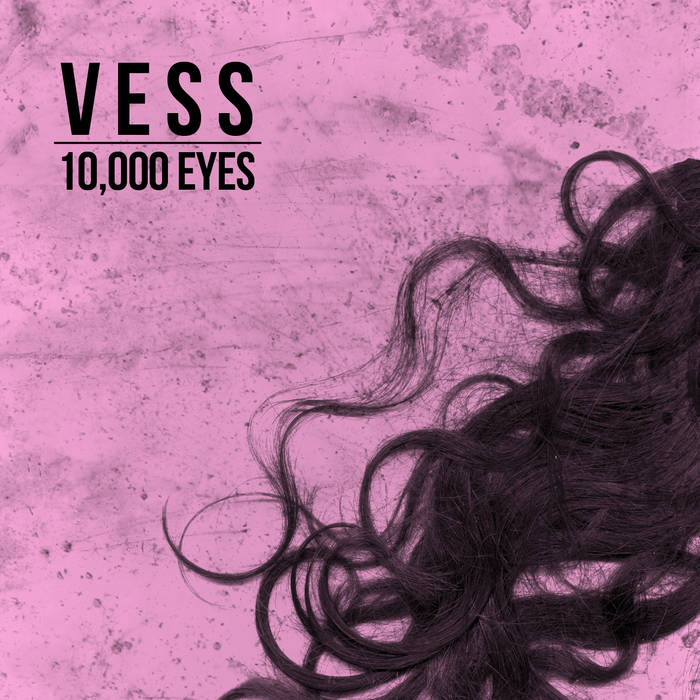 10,000 Eyes - Single cover art