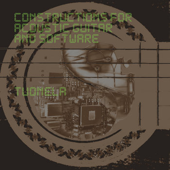Constructions for acoustic guitar and software cover art