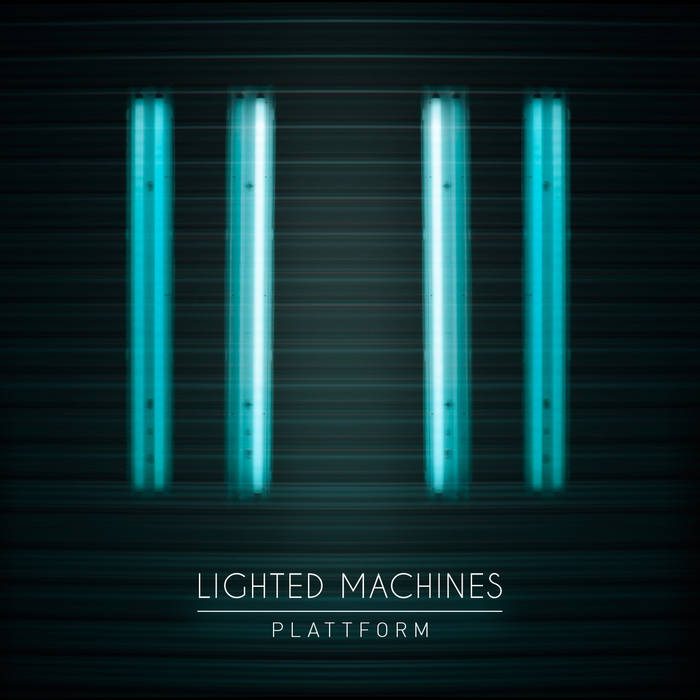 Lighted Machines cover art