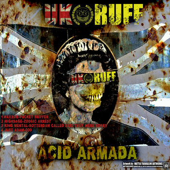 Acid Armada cover art