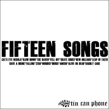 FIFTEEN SONGS cover art