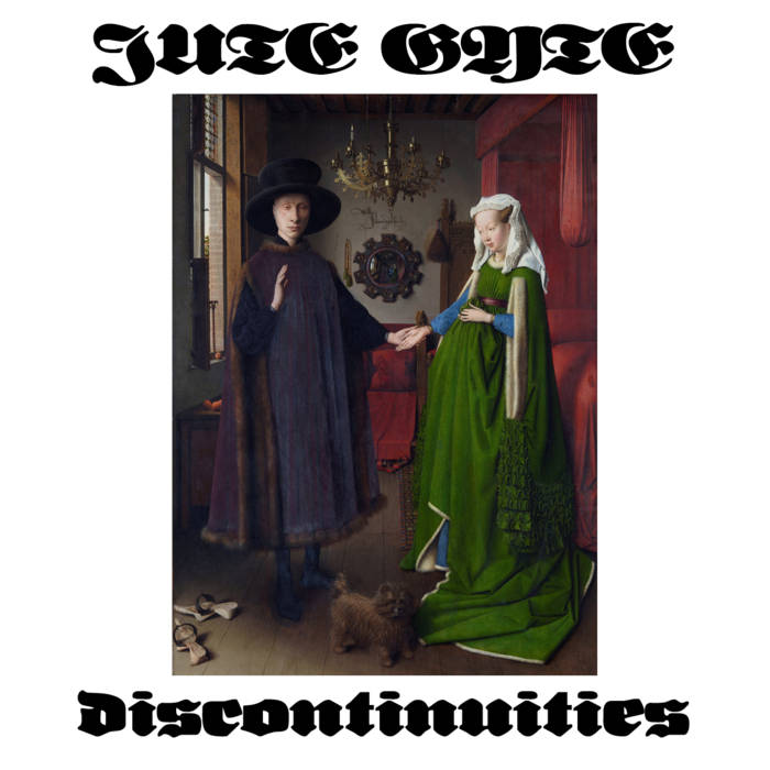Discontinuities cover art