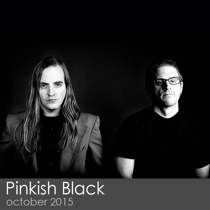Pinkish Black cover art