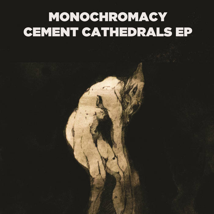 Cement Cathedrals EP cover art