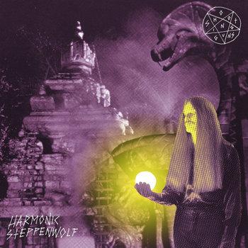 """Harmonic Steppenwolf/Dopestrings 7"""" cover art"""