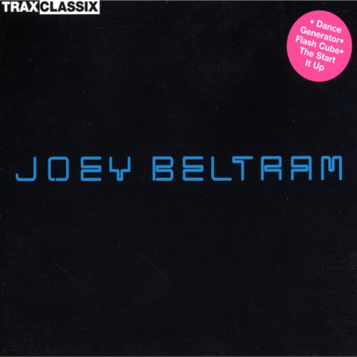 Joey Beltram cover art