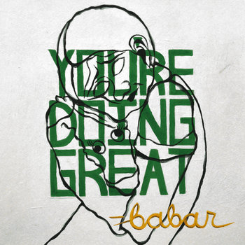 You're doing great. cover art