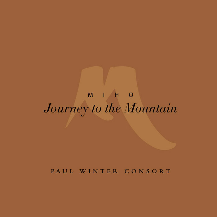 Miho: Journey to the Mountain cover art