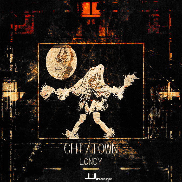 LONDY IN CHI-TOWN cover art