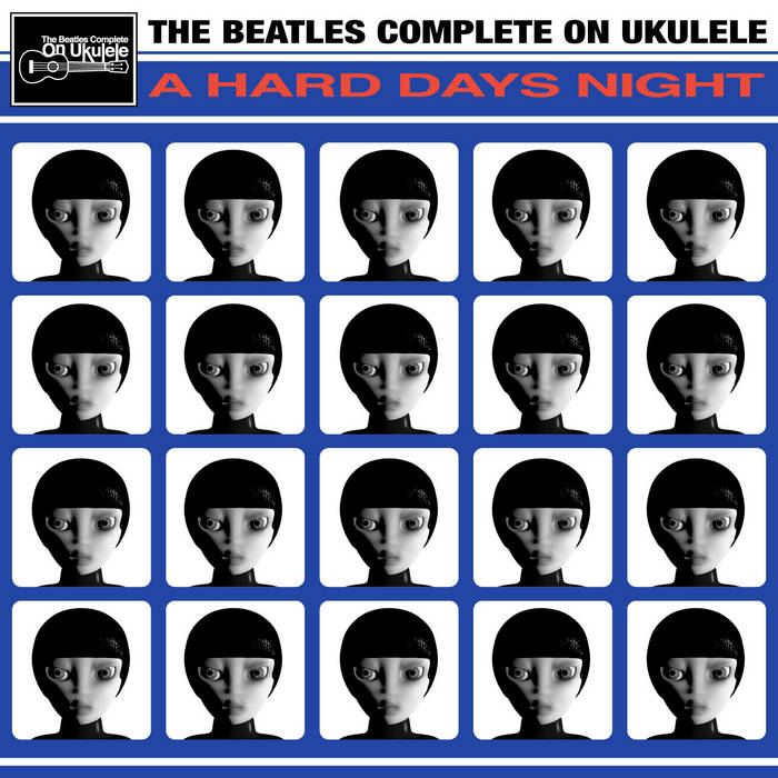 A Hard Days Night cover art